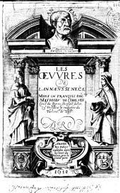 Les Oeuvres de L. Annaeus Seneca