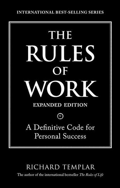 The Rules of Work  Expanded Edition