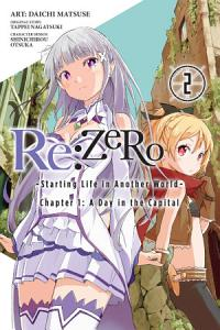 Re ZERO  Starting Life in Another World   Chapter 1  A Day in the Capital  Vol  2  manga  Book