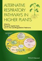 Alternative Respiratory Pathways in Higher Plants PDF
