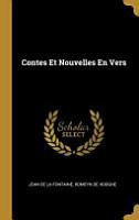 Contes Et Nouvelles En Vers PDF