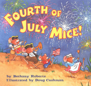 Fourth of July Mice