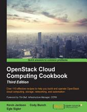 OpenStack Cloud Computing Cookbook: Edition 3