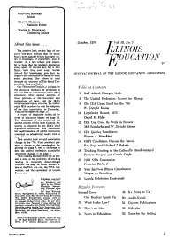 Illinois Education PDF