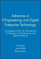 Advances in E Engineering and Digital Enterprise Technology PDF