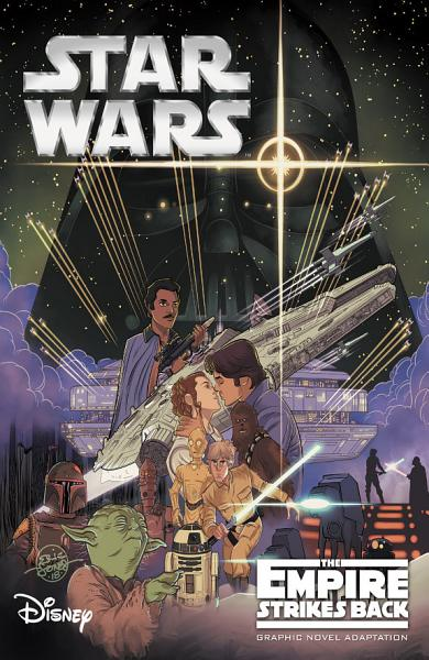 Download Star Wars  The Empire Strikes Back Graphic Novel Adaptation Book