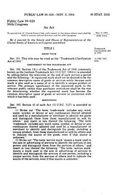 An Act to Amend Title 28  United States Code  with Respect to the Places Where Court Shall Be Held in Certain Judicial Districts  and for Other Purposes PDF