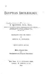 Egyptian Archæology