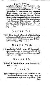 Summa doctrinae de foedere et testamento Dei explicata