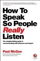 How to Speak So People Really Listen PDF