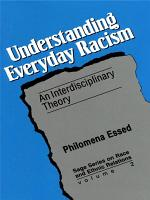 Understanding Everyday Racism PDF