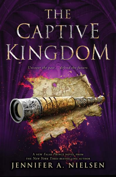 Download The Captive Kingdom  The Ascendance Series  Book 4  Book