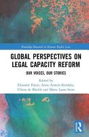 Global Perspectives on Legal Capacity Reform PDF
