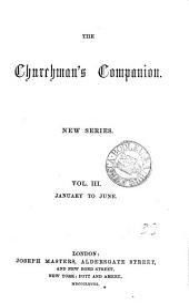 The Churchman's companion