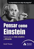 Pensar como Einstein PDF