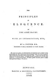 The Principles of Eloquence
