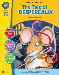 The Tale of Despereaux   Literature Kit Gr  3 4 PDF
