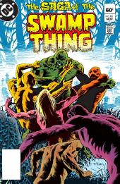 The Saga of the Swamp Thing (1982-) #18