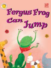 Fergus Frog Can Jump