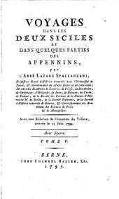 Voyages dans les Deux Siciles et dans quelques parties des Appennins: Volume5