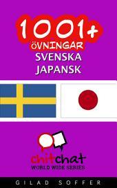 1001+ övningar svenska - japansk