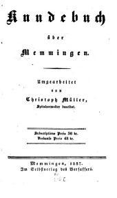 Kundebuch über Memmingen