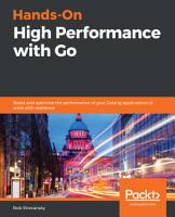Hands On High Performance with Go PDF