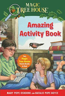 Magic Tree House Amazing Activity Book