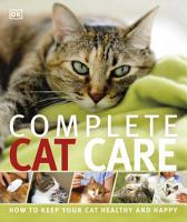 Complete Cat Care PDF