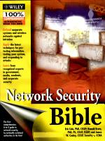Network Security Bible PDF