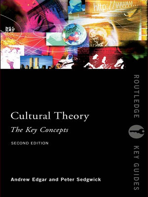 Cultural Theory  The Key Concepts PDF