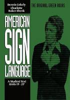 American Sign Language PDF