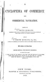 A cyclopedia of commerce and commercial navigation