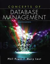 Concepts of Database Management: Edition 8