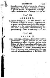 The History of England, 1: From the Invasion of Julius Caesar to the Revolution in 1688