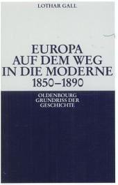 Europa auf dem Weg in die Moderne 1850-1890: Ausgabe 5