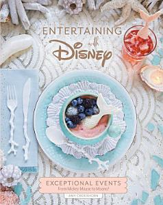 Entertaining with Disney Book