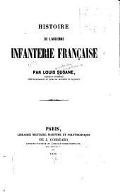 Histoire de l'ancienne infanterie Française: Volume1