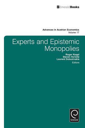 Experts and Epistemic Monopolies PDF
