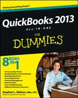 QuickBooks 2013 All in One For Dummies PDF