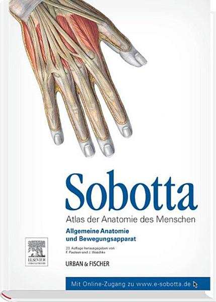 Sobotta  Atlas der Anatomie des Menschen Band 2 PDF
