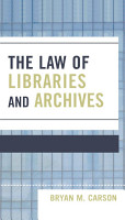 The Law of Libraries and Archives PDF