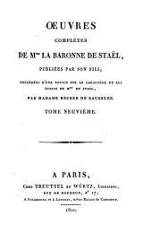Oeuvres complètes: Volume9,Partie2