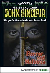 John Sinclair - Folge 1075: Horror auf Mallorca (2. Teil)