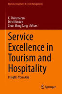 Service Excellence in Tourism and Hospitality PDF