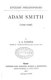 Adam Smith (1723-1790)