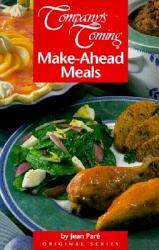 Make Ahead Meals Book PDF