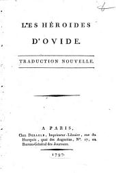 L'es Héroides D' Ovide