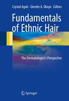Fundamentals of Ethnic Hair PDF
