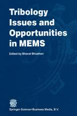 Tribology Issues and Opportunities in MEMS PDF